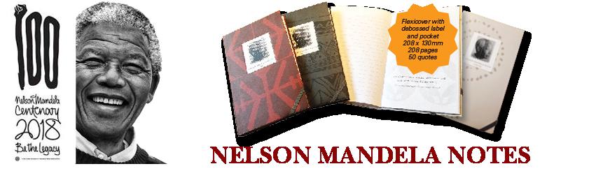 Nelson Mandela Notes